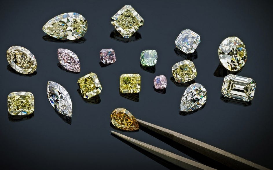 μπορεί να χρησιμοποιηθεί για τα διαμάντια