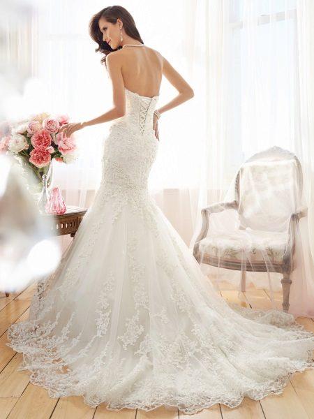 Karcsú esküvői corstat