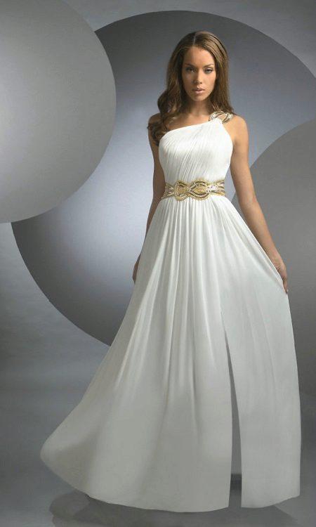 Esküvői ruha a görög stílusban