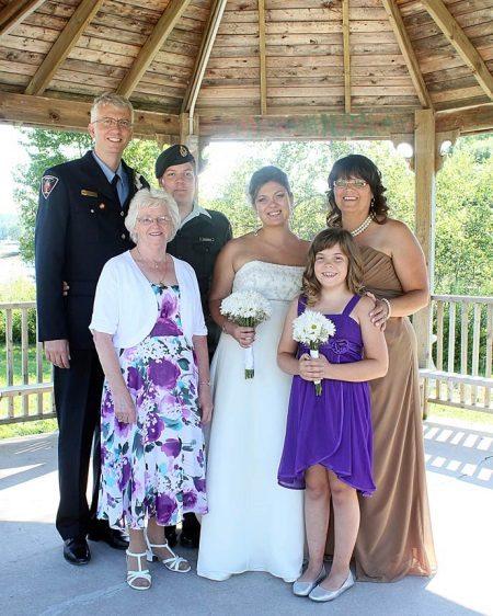 Vestit de núvia bonic per complet