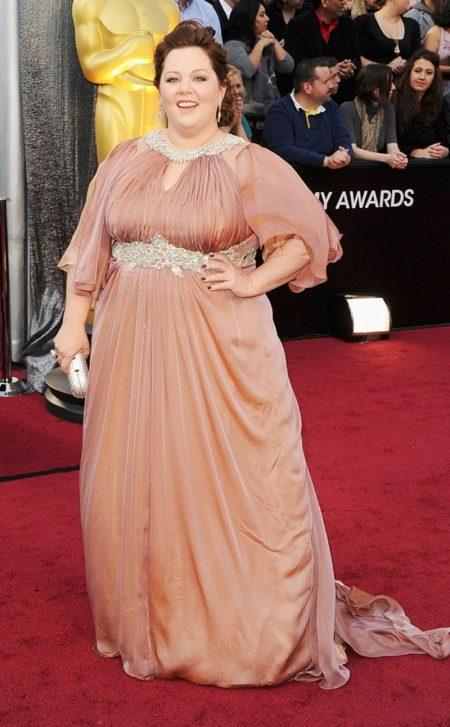 Melissa McCarthy Star Gown