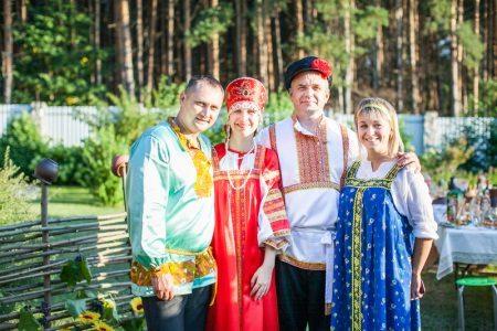 casamento temático em estilo russo