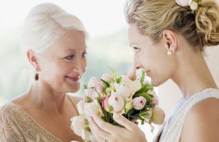 Maquiagem para noivas mãe