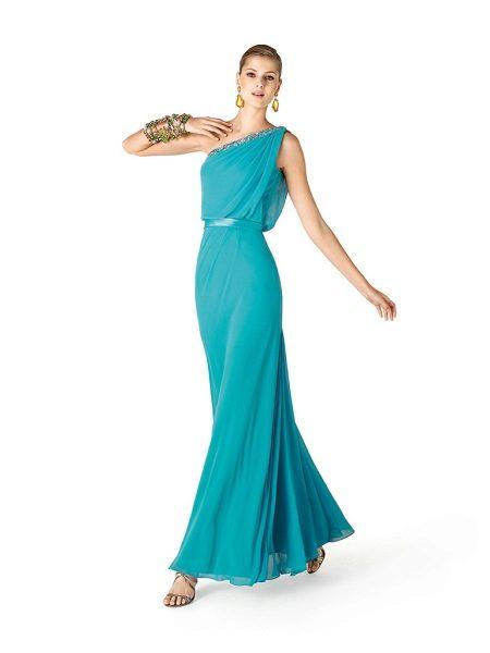 Accessoires voor de avond Griekse jurk