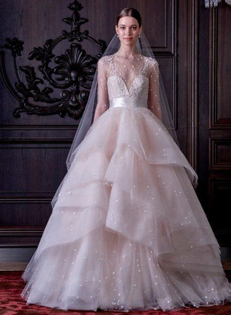 Gyöngy esküvői ruha