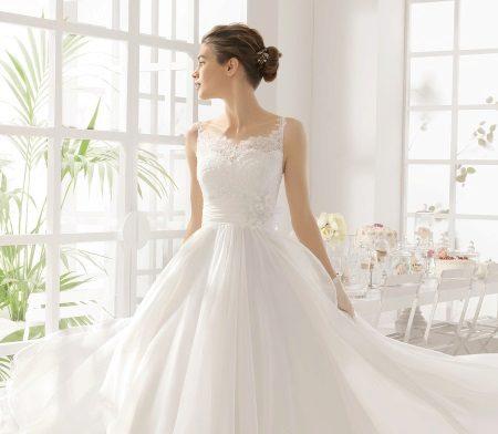 Esküvői ruha csipke