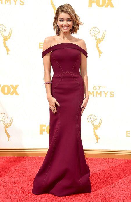 Sarah Highland Emmys 2015