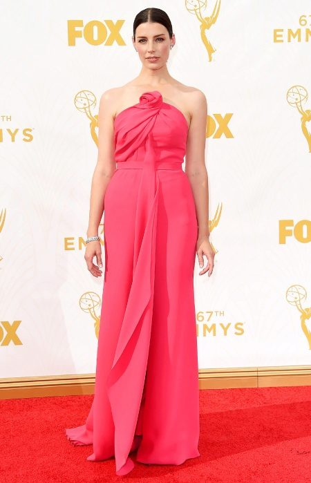 Jessica Pare Emmys 2015
