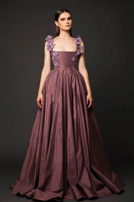 Vestido de vinho