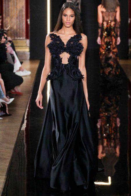 Vestido de noite de Valentin Yudashkin 2016