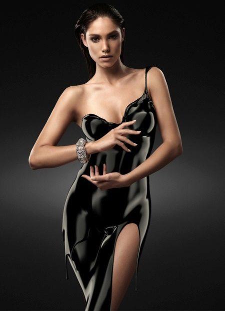 Vestit de nit negre inusual