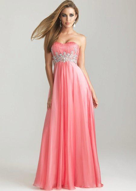 Pearl Pink Coral Dress