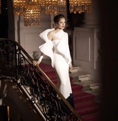 Jaqueta branca