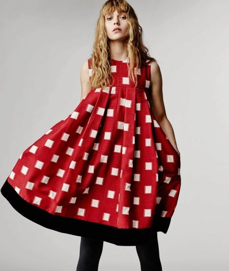 Dress bag color short