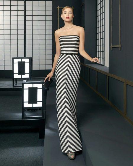 Dress two-tone by Rosa Klara