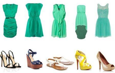 Mint Dress Shoes
