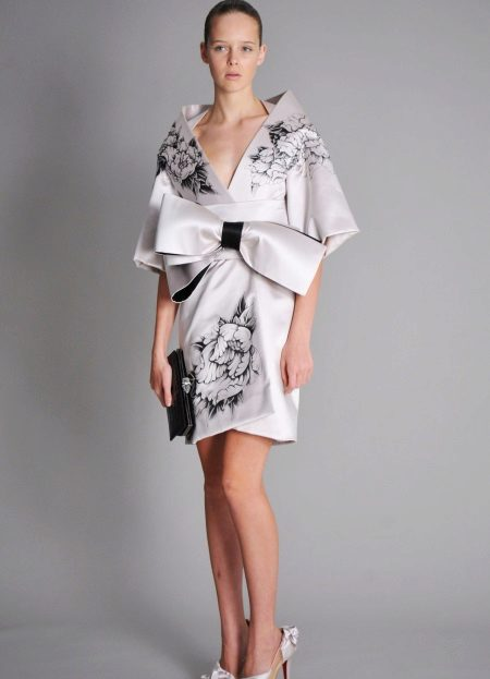 Kimono klänning