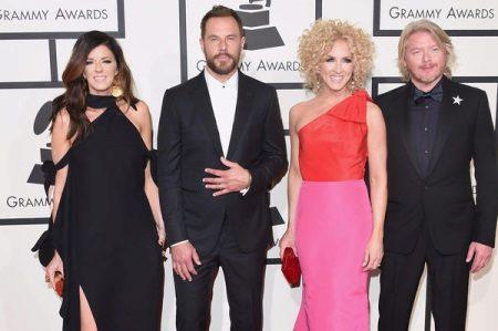 Csillagok a Grammy 2016-ban