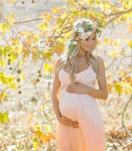 A escolha do tecido para mulheres grávidas