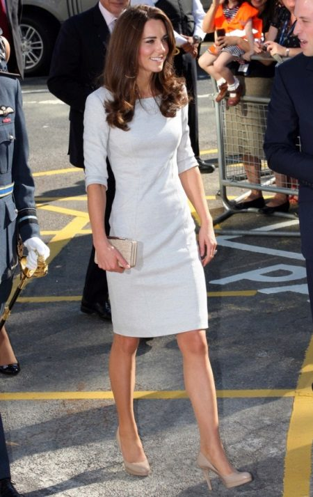 Kate Middleton Sheath Dress
