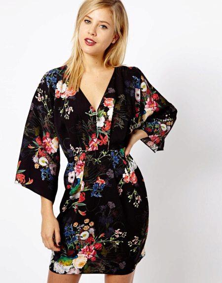 Briljante Kimono-jurk