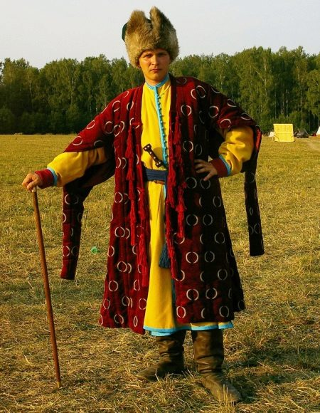 Russian men's dress