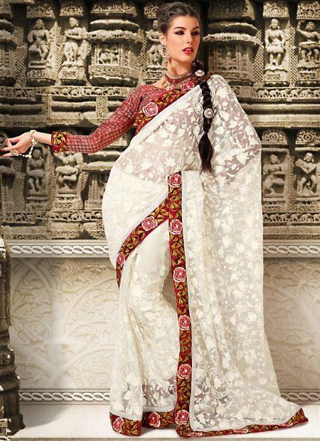 Saree indiano