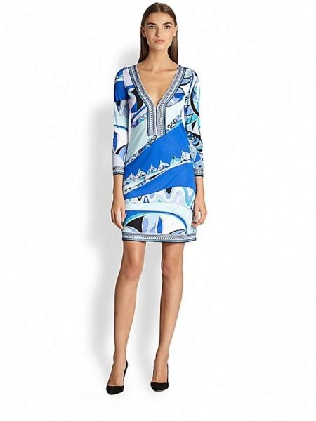Jersey-tunika-mekko