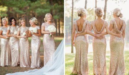 Samat mekot bridesmaids