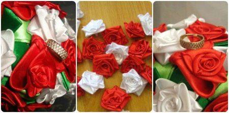 Például egy virágból származó rózsa