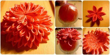 Konvex virág létrehozása Kazanshi