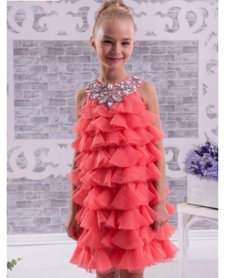 Elegáns ruha lányoknak a Chicagói stílusban