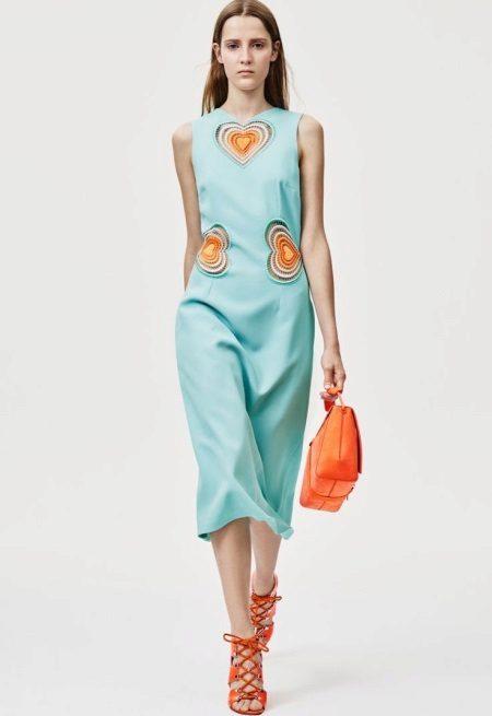 Módní letní šaty 2016