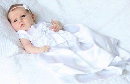 Keresztelő ruha lányoknak