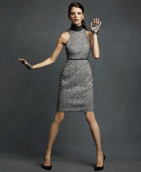 Chanel Tweed-mekko