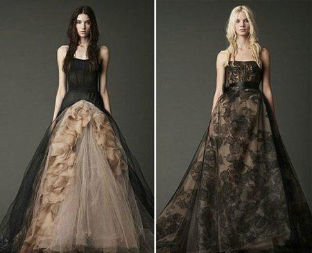 organza-mekko: tyylikäs ja hillitty
