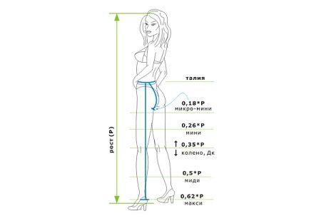 Jurk met midi-lengte