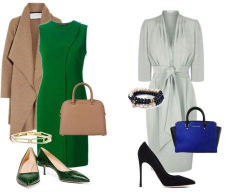Acessórios Esmeralda Vestido