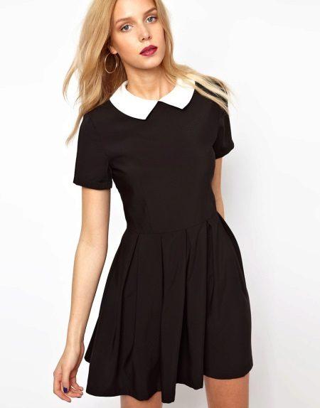 Acessórios para vestido de escola para meninas do ensino médio