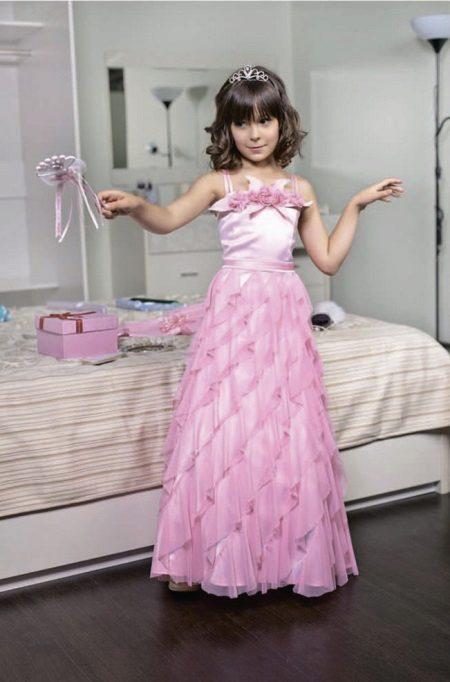 Vestido de Natal para meninas 9 anos