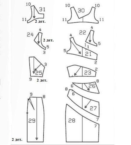 Minta aszimmetrikus köpeny ruha