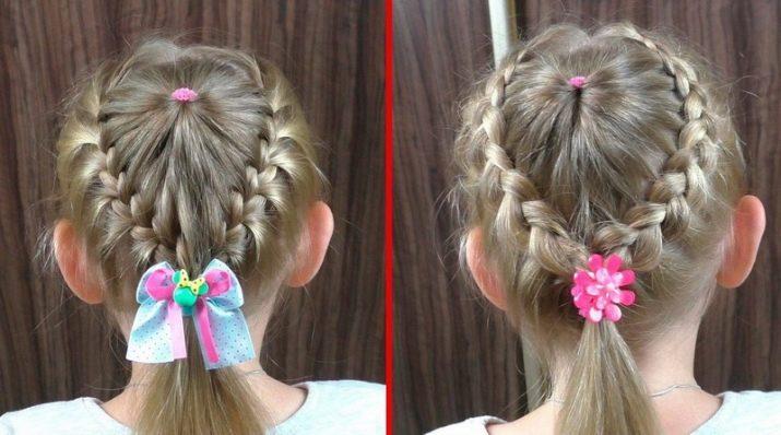 Frizure Za Kratku Kosu Za Djevojčice 67 Fotografija